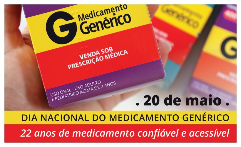 Eficácia e segurança marcam os 22 anos do medicamento genérico no Brasil
